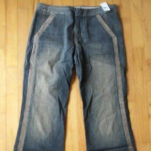 NWT 7 for all Mankind Jeans by Jerome Dahan W 29